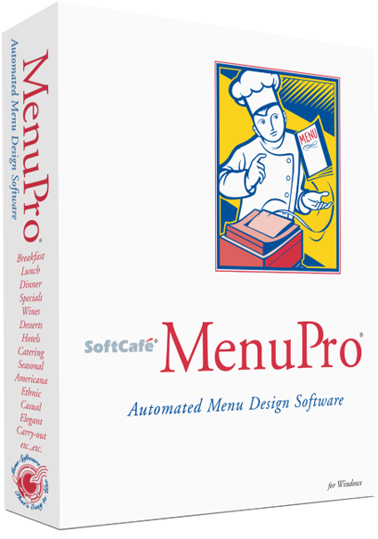 MenuPro Software