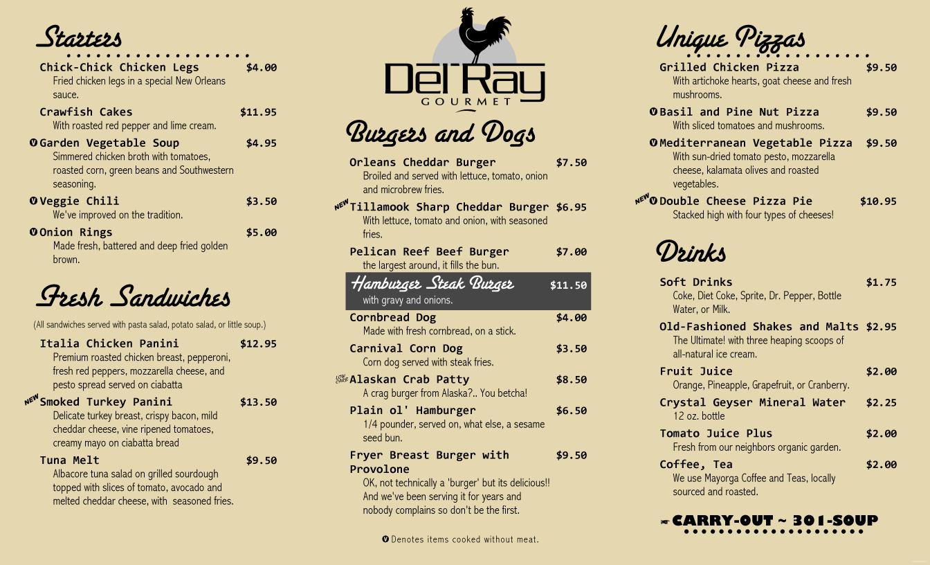 menupro  u00b7 menu design samples from menupro menu software